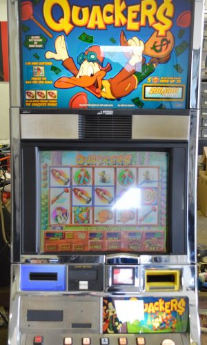 Quackers slot machine