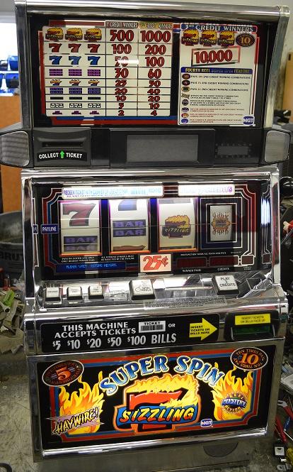 Winning Slot Machine