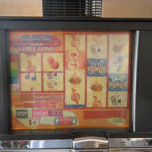wild party slot machine
