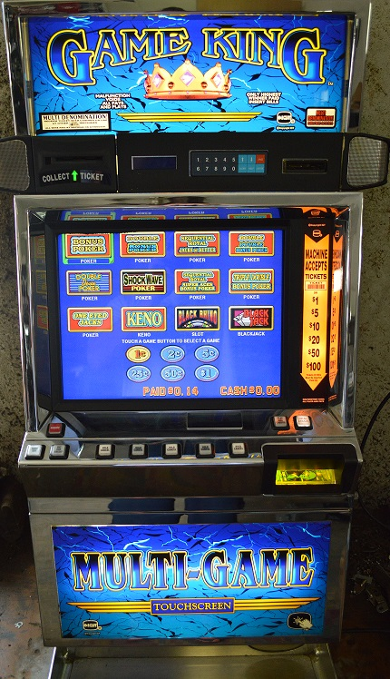 Slot Video Poker