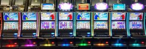 international slot machine sales