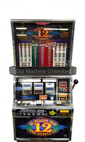 12x Pay slot machine