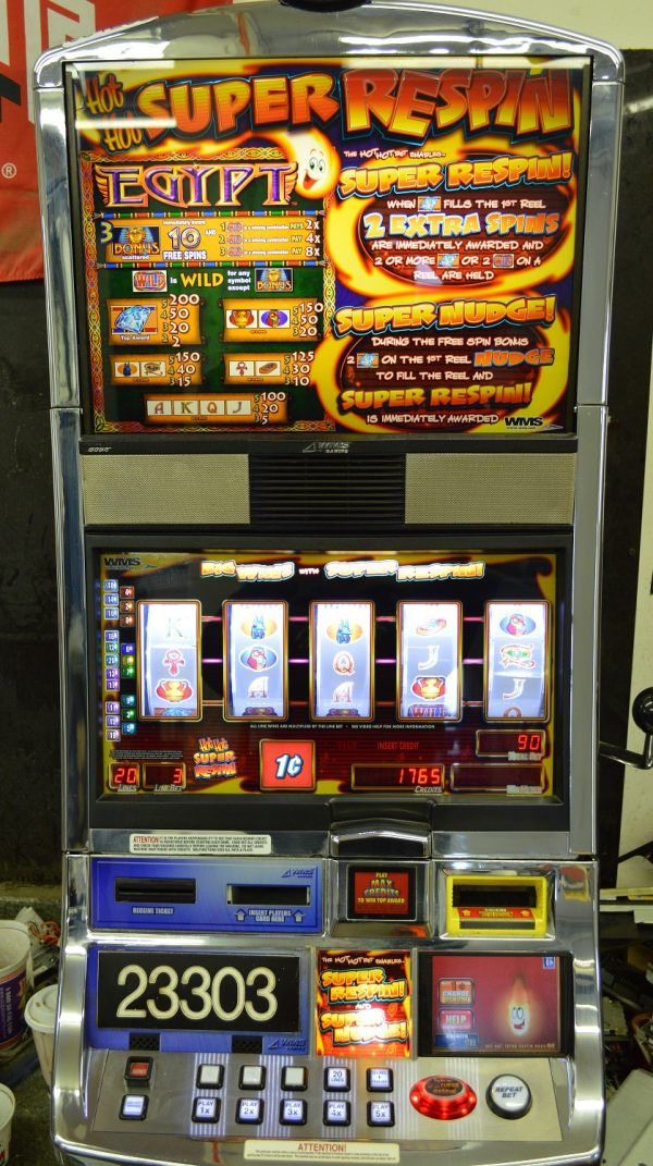 Egypt reel slot machine