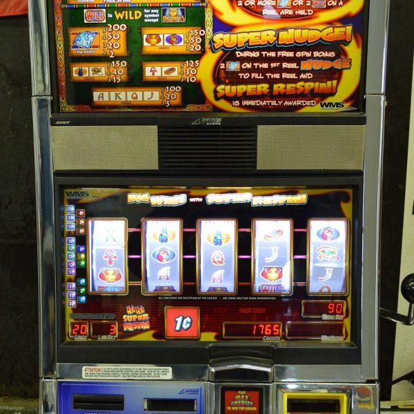 Egypt reel slot machine