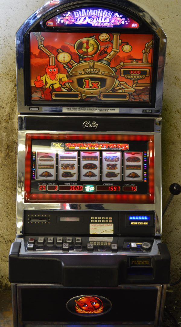 Williams slot machines for sale