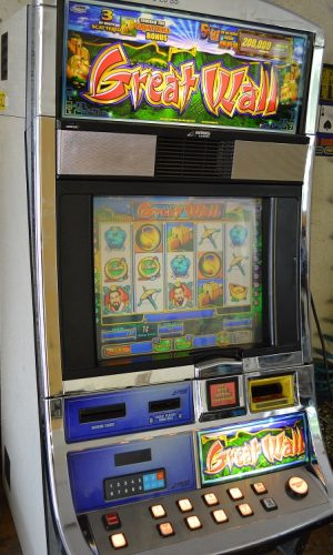 Great Wall slot machine