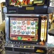 Tabasco video slot machine