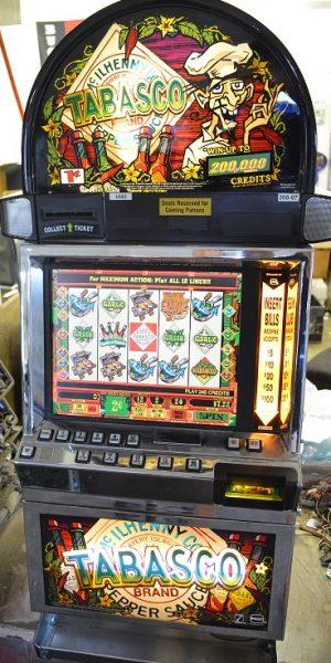 Double Diamond Deluxe Slot Machine For Sale