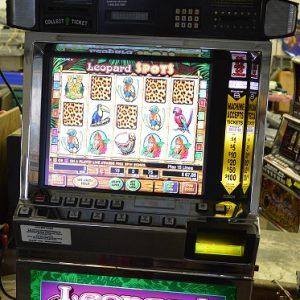Leopard Spots video slot machine