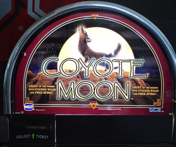 Coyote moon IGT