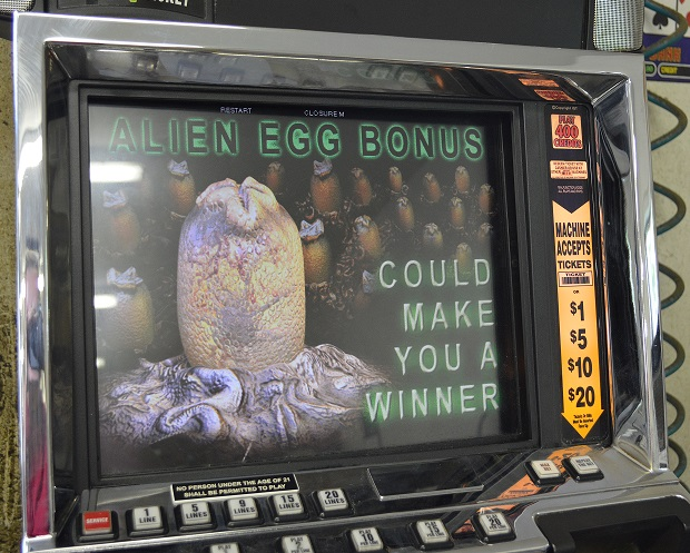 Alien Slot Machines