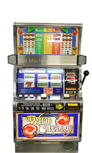 Wild Cherry slot machine