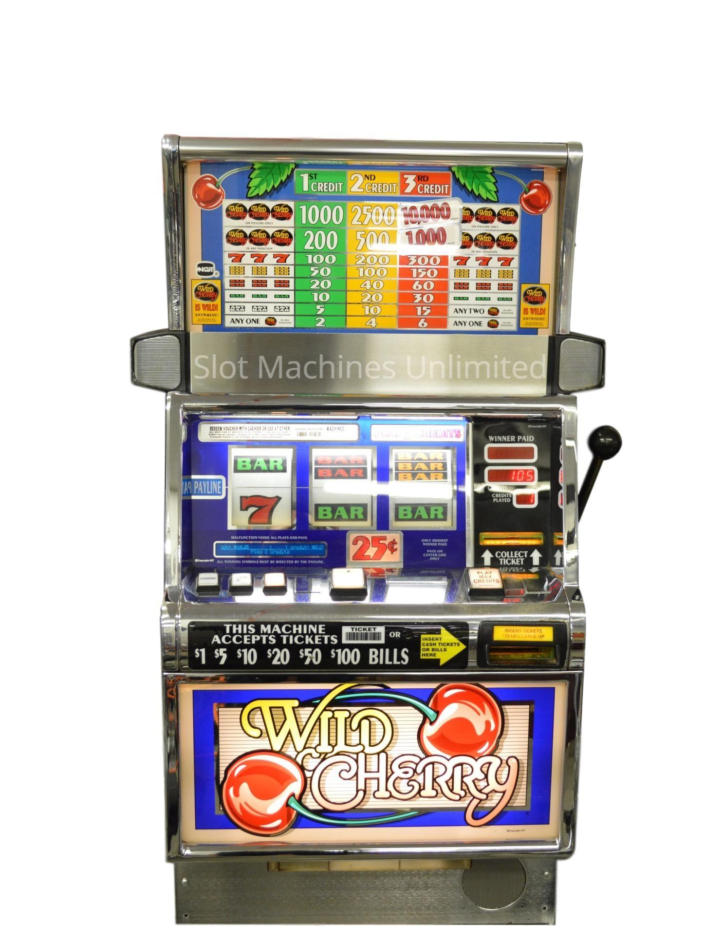 Crazy Cherry Slot Machine
