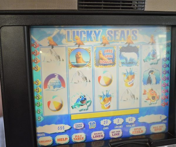 Lucky Seals Slot Machines Unlimited
