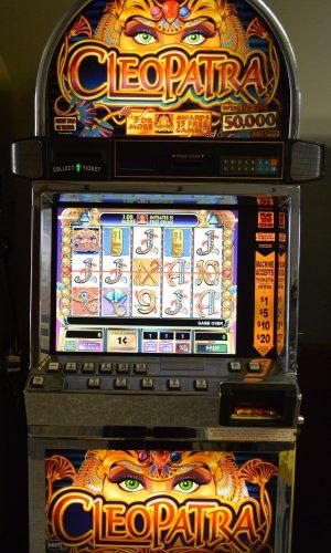 Ruby Slippers Slot Machine
