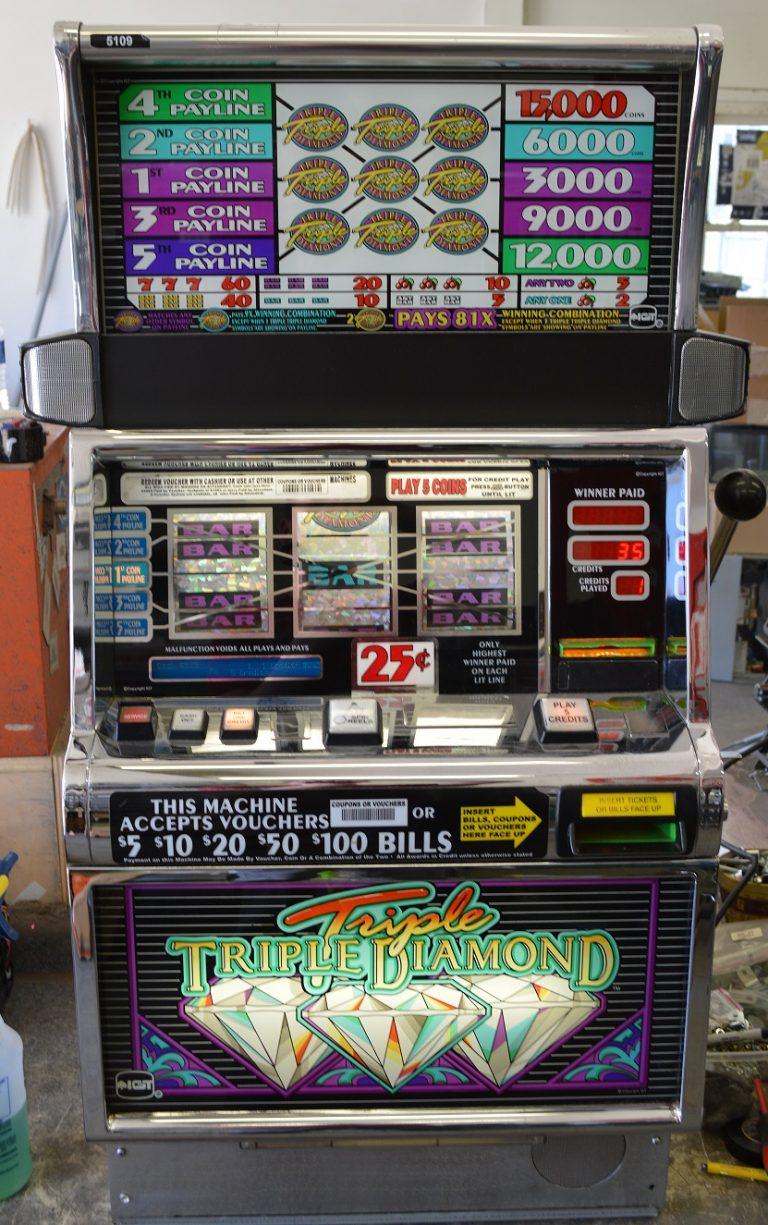 Игровой автомат перцы