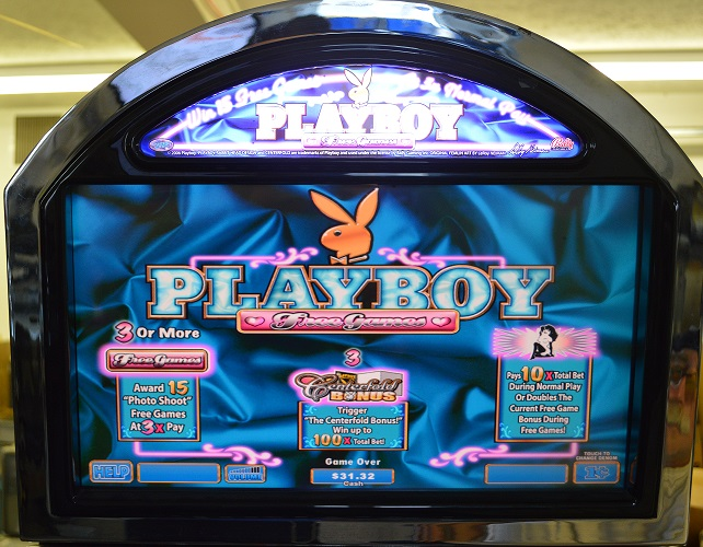 Playboy Slot Machines