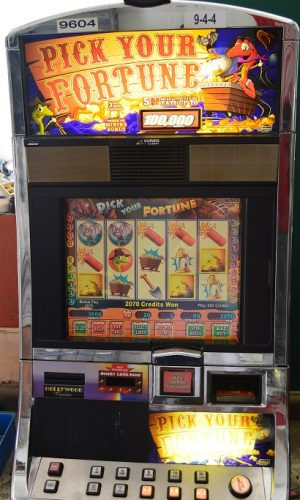 Pick Your Fortune slot machine