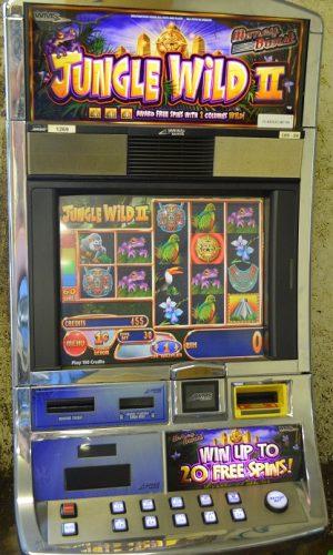 Jungle Wild 2 slot machine