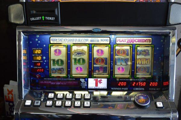 King neptune slot machine