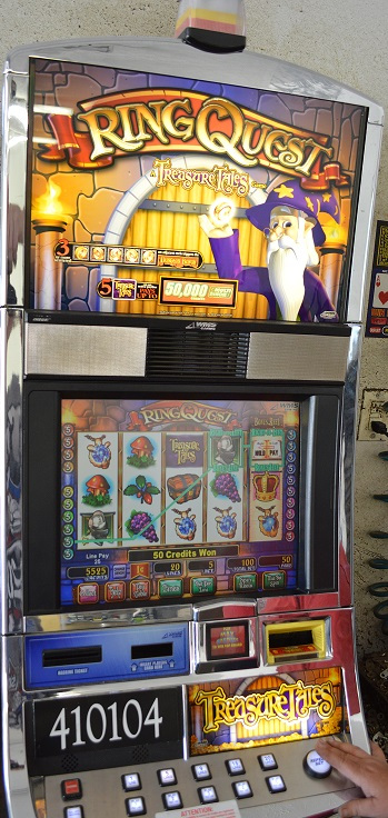 quest slot machine
