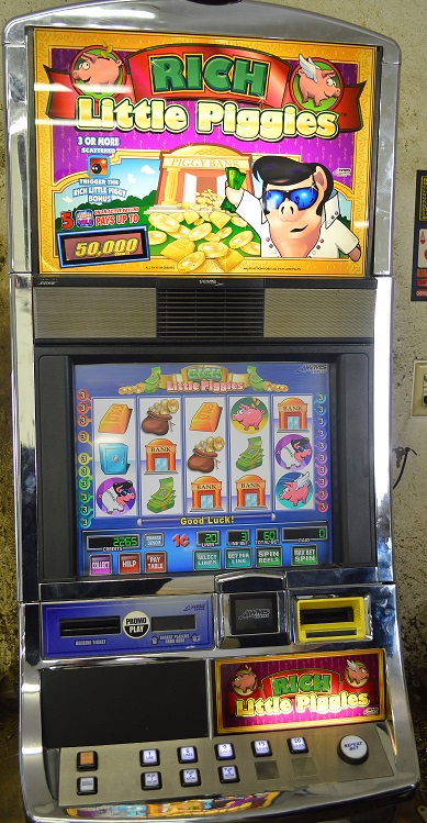 Rich Little Piggies Slot Machine Download
