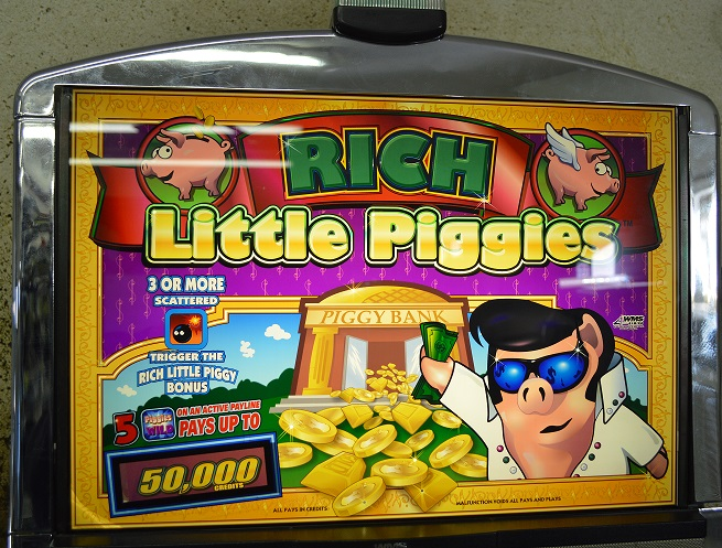 Rich Little Piggies Slot Machine Free
