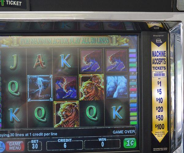 2 x slot machine