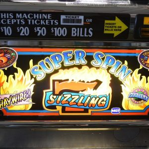 Super Spin Sizzling 7