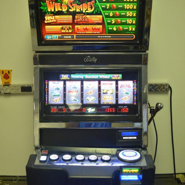 Wild stripes slot machine