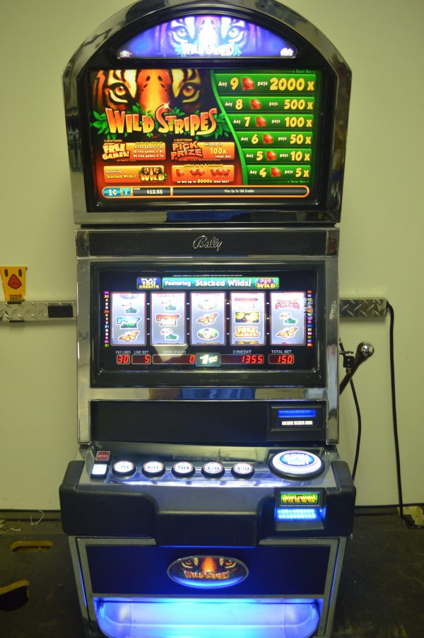 Wild Stripes slot machine