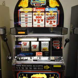 Sizzling 7 slot machine