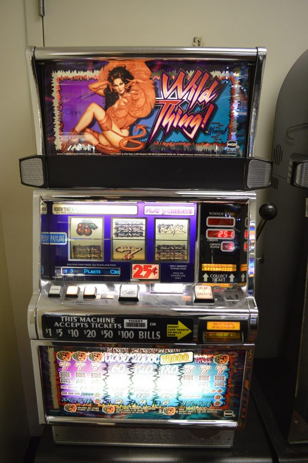 Wild Thing slot machine