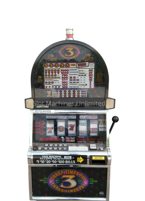 3x Pay slot machine