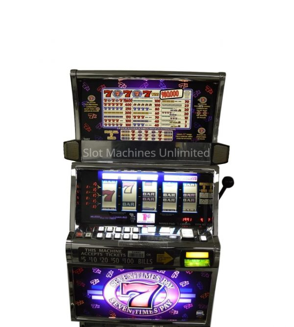 7X Pay slot machine