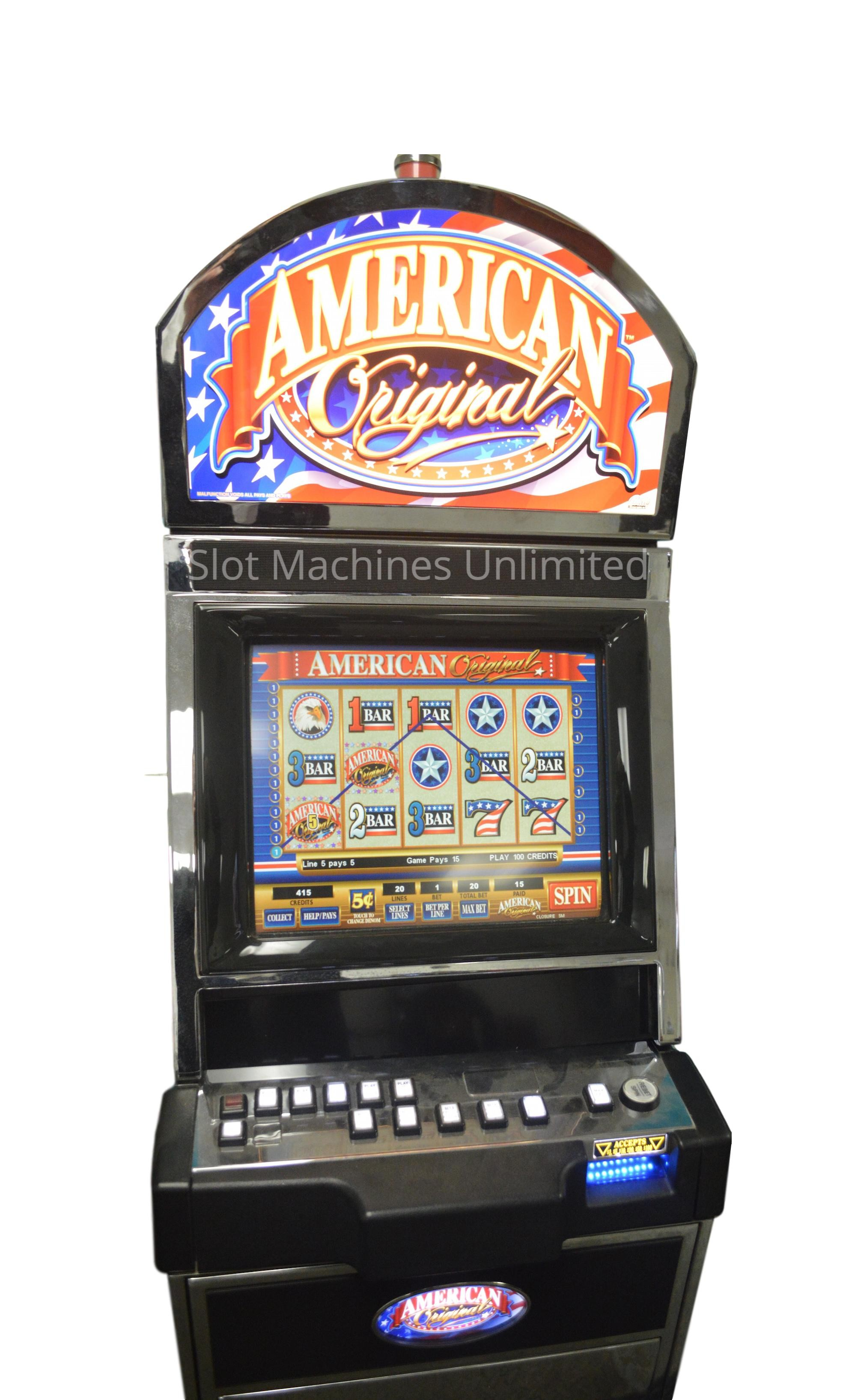American Gigolo Slot Machine