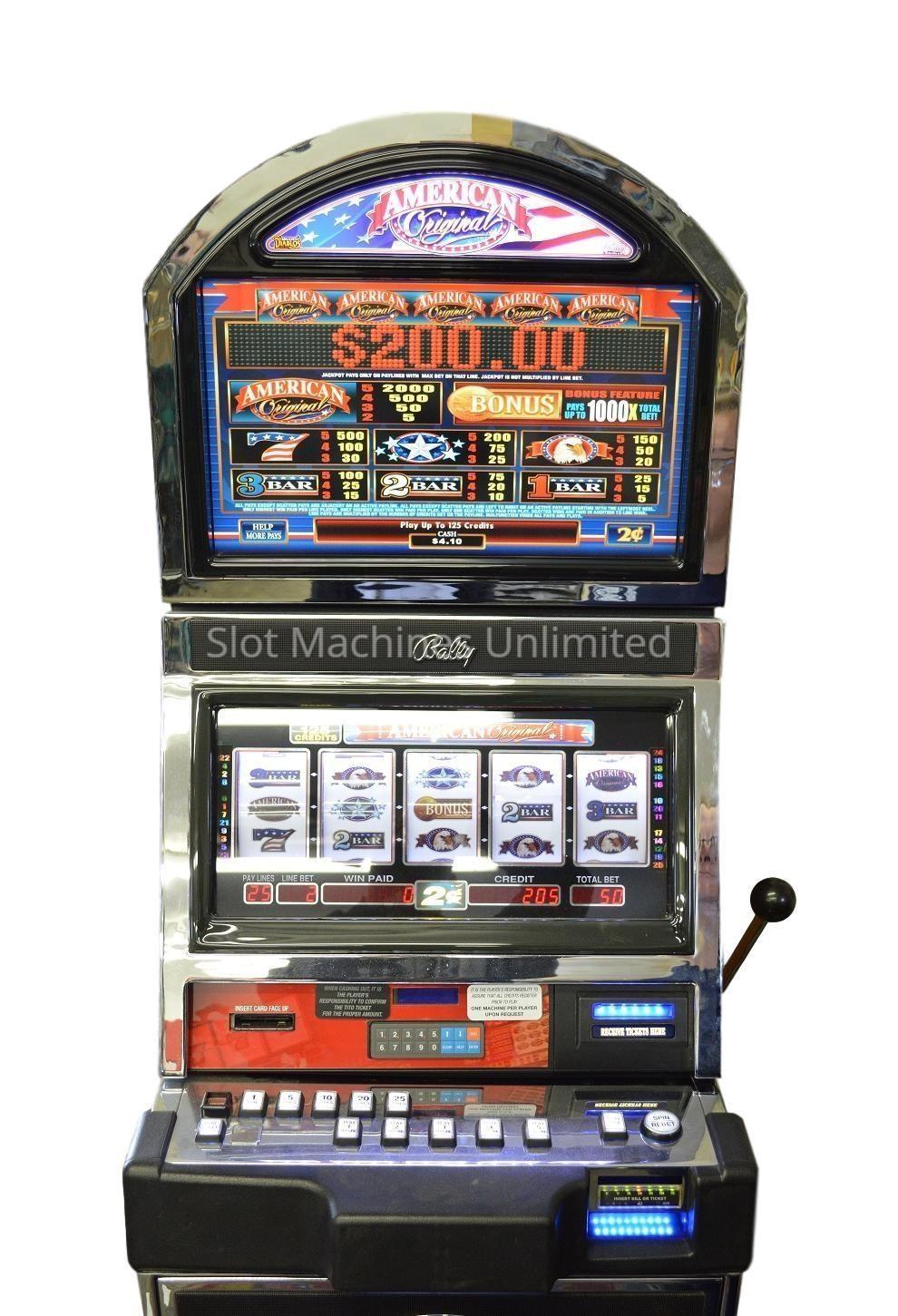 American Original Slot Machine
