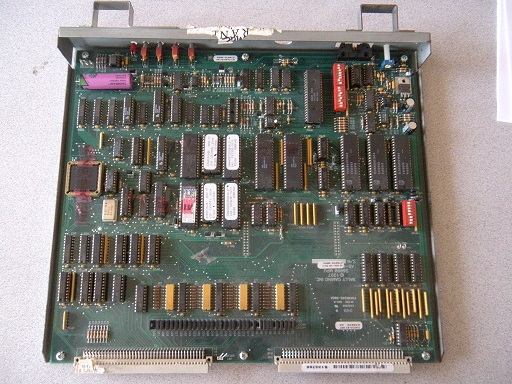 Bally 6000 CPU board