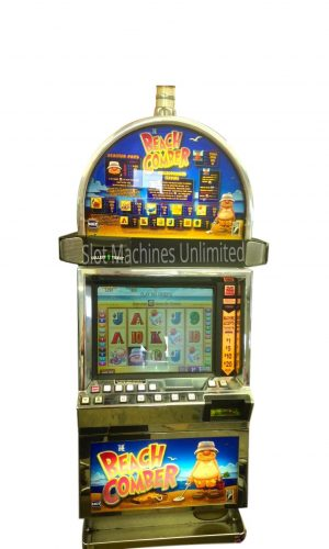 Beach Comber slot machine