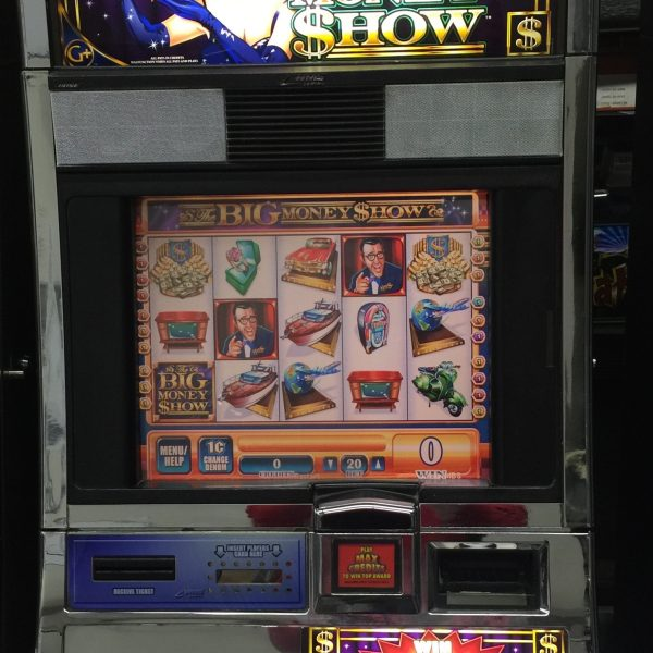 Big Money Show slot machine
