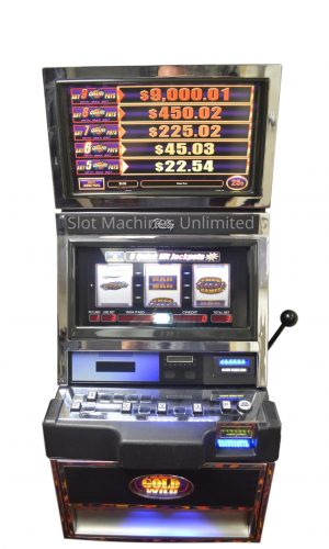 Black Gold slot machine