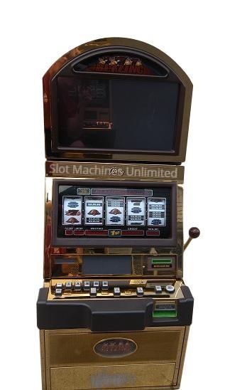 Blazing 7s slot machine