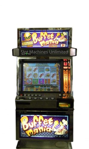 Buffetmania slot machine