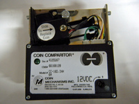 CC-16-D 12V COIN COMPARITOR