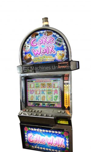 Cake Walk slot machine