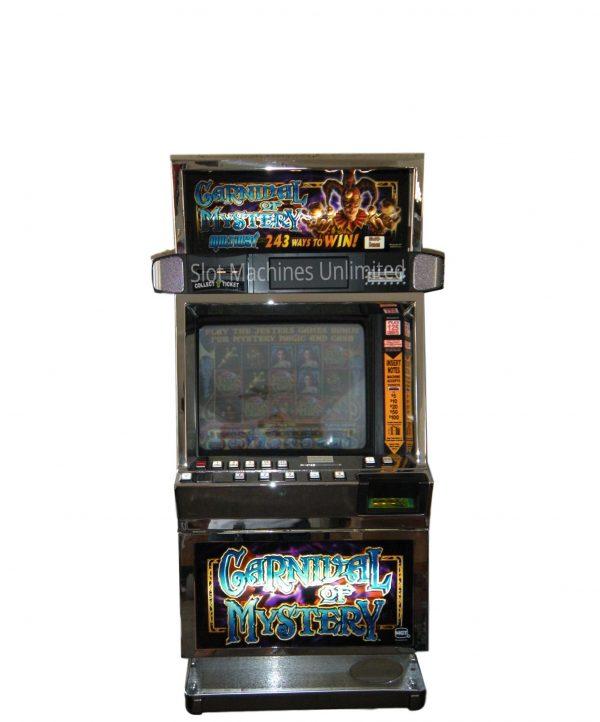 Carnival of Mystery slot machine