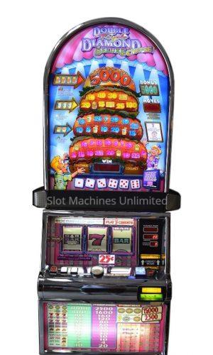 Triple Double Diamond with Cheese slot machine