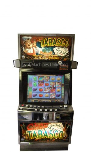 Chez Tabasco slot machine