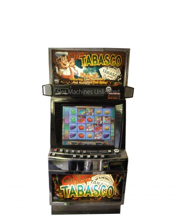 Chez Tabasco slot machine