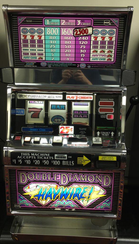 Double Double Diamond Slot Machine